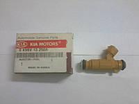 Форсунка топливная (инжектор)  Kia CARNIVAL (Киа Карнивал)