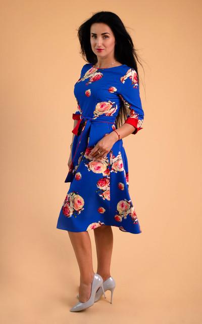 Платья женские осень