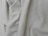 Костюмная шерстяная ткань от Loro Piana, бежевого цвета