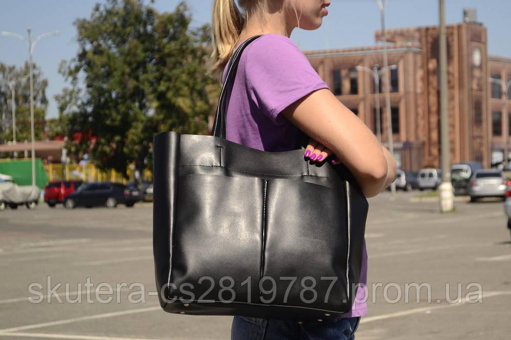 d91e426fb4f7 Женская повседневная сумка-шоппер