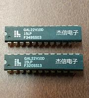 GAL22V10D-15LP для DIGIPROG