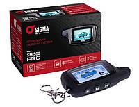 Автосигнализация двухсторонняя Sigma SM-500 Pro