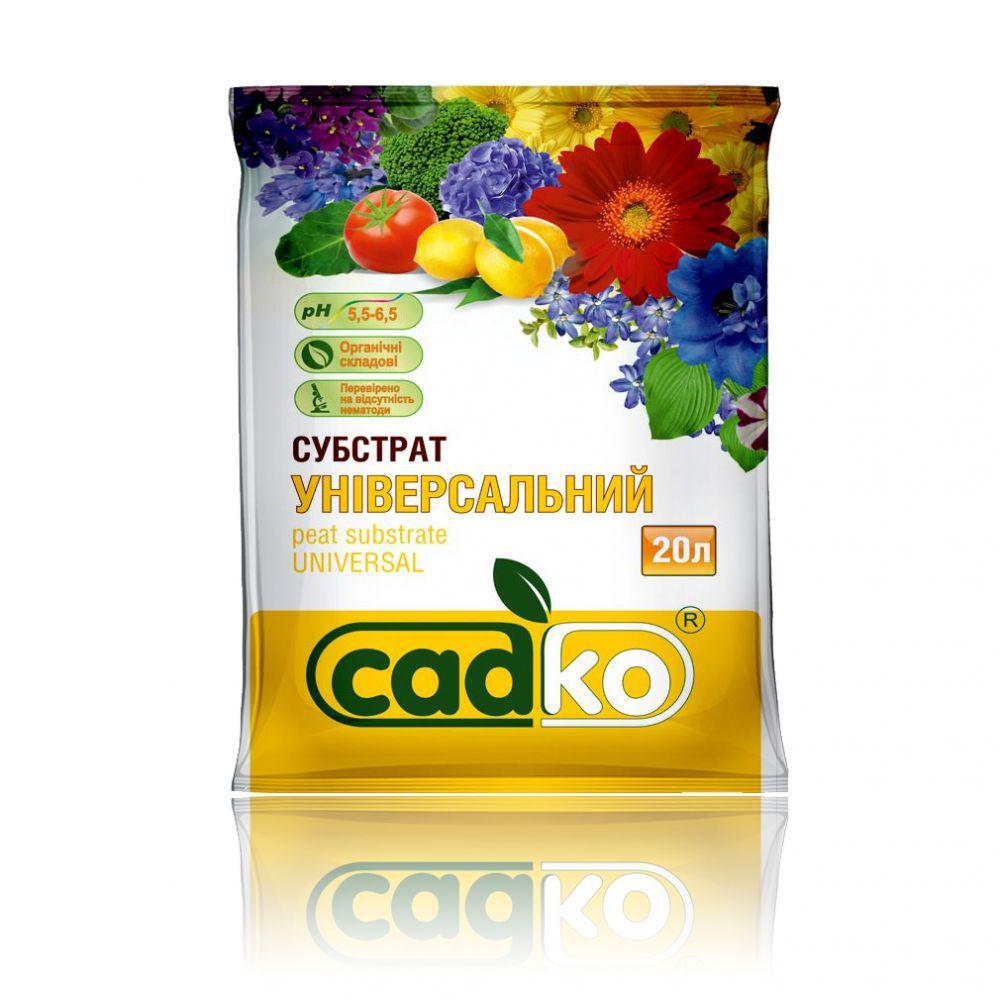 """Субстрат универсальный """"Садко"""", 20 л"""