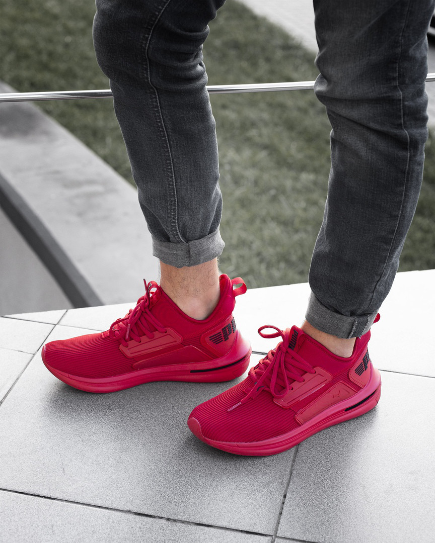official photos 2be2f 45801 Кроссовки Puma Ignite Limitless SR Red