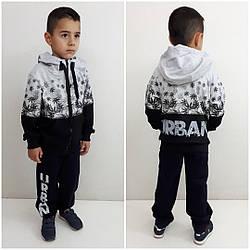 Спортивный костюм  URBAN   на мальчика, подростка, цвет черный