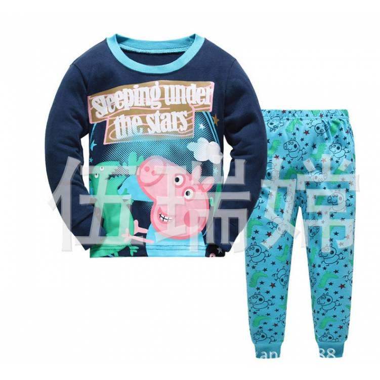 33c5470db1b4 Пижама детская для мальчика свинка Пепа 5, цена 230 грн., купить в Харькове  — Prom.ua (ID#752027305)