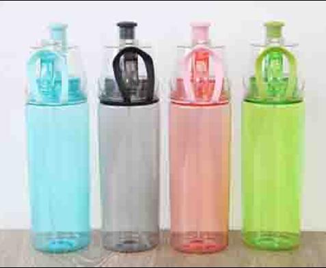 Бутылка пластиковая с дозатором Фан-фан, 700 мл