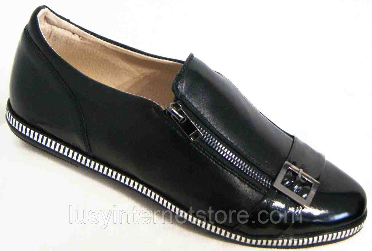 Туфли кожаные женские большие размеры, женская обувь большие размеры от  производителя МИ5248-5КМ 1535d97ecf6