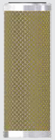 Алюминиевый фильтроэлемент  OHK 36 (Hankinson E-36), фото 1