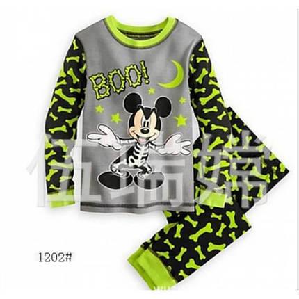 Пижама детская для мальчика Микки Маус, фото 2
