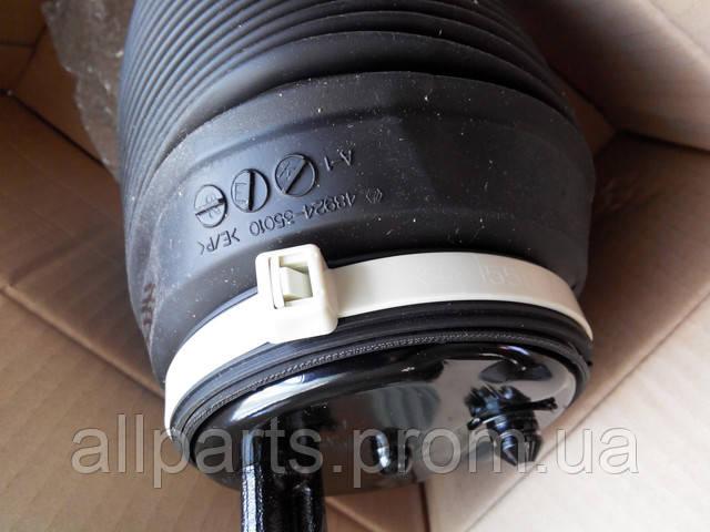 Подушка подвески пневматическая Лексус ЖХ 470