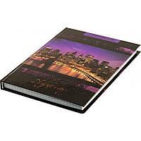 Амбарная книга А5 160 листов клетка Зибнев офсет твердая обложка ламинированная