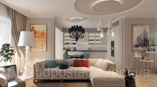 Дизайн малогабаріной квартири