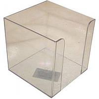 Блок для бумаги Arnika 83032 90х90х90мм прозрачный