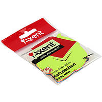 "Блок для заметок с липким слоем 70 х70 мм 50 листов листок ""Axent"" (1) (24) №2443-02"