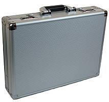 Алюминиевый кейс дипломат для ноутбука и документов Briefcase S77-11