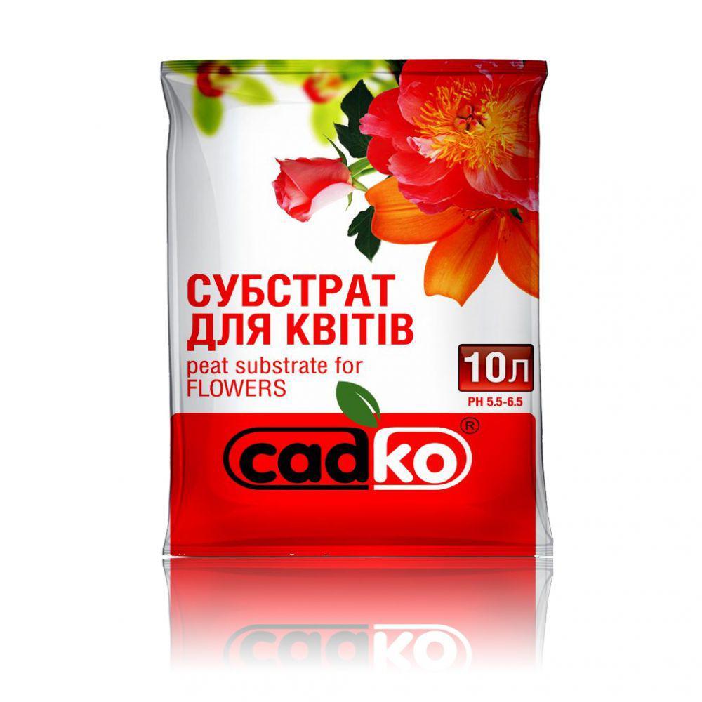"""Субстрат """"Садко"""" для цветущих, 10 л - Готовые субстраты"""