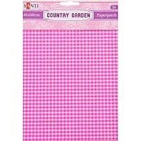 Бумага для декупажа Country garden 952509 40х60см 2 листа