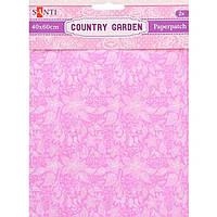 Бумага для декупажа Country garden 952515 40х60см 2 листа