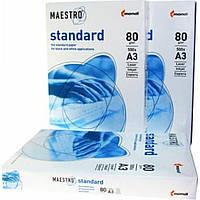 Бумага для ксерокса A3 80г/м2 С Maestro Standard 151066 500 шт.