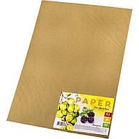 Бумага для эскизов А2 418х594мм 140г/м2 20 листов Мандарин 1658