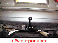 Фаркоп - Daewoo Sens Седан (1997-2009), фото 1