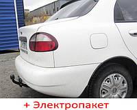 Фаркоп - Daewoo Sens Седан (1997-2009)
