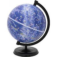 Глобус звездного неба 220мм (на украинском)