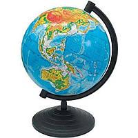 Глобус физический 110мм (на украинском) ТОП