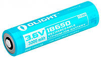Аккумуляторная батарея Olight 18650 Li-Ion 3000mAh для H2R