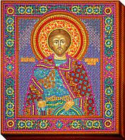 Набор для вышивки икон бисером  Св. Александр