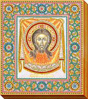 Набор для вышивки икон бисером  Спас Нерукотворный