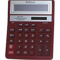 Калькулятор Brilliant BS-777RD 12-разрядный