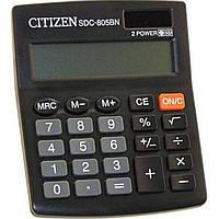 Калькулятор Citizen SDC-805BN 8-разрядный