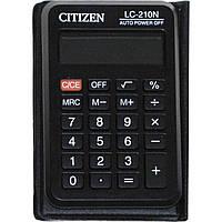 Калькулятор Citizen LC-210N 8-разрядный карманный