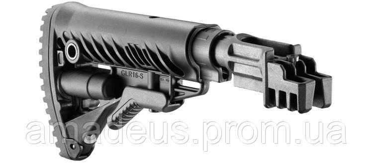 Приклад телескопический для АК47/74 Fab Defense GLR16B + SBT-K47 FK