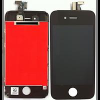 Дисплей для iPhone 4 + touchscreen, черный