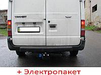 Фаркоп - Ford Transit Микроавтобус (2000-2014) из подножкою