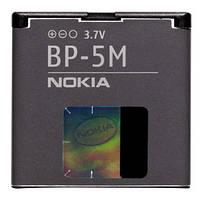 АКБ (аккумулятор) - Nokia BP-5M - оригинал