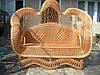 Королевский дизайн из лозы