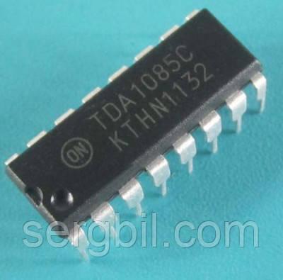 Микросхема TDA1085С  DIP16 универсальный контроллер двигателя
