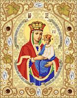 Набор для вышивки бисером Богородица Споручница грешных