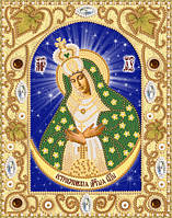 Набор для вышивки бисером Богородица Остробрамская