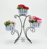 Подставка для цветов Лотос 3 Кантри.
