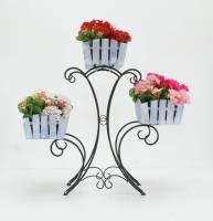 Подставка для цветов Лотос 3 Кантри., фото 1