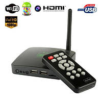Android 4.2 OS SMART TV Box Auxtek Mini PC AT-01 1Gb/8Gb/Wi-Fi