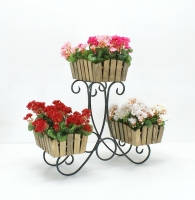 Подставка для цветов Сани 3 Кантри.