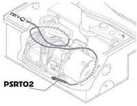 Кабель нагревательный с термостатом Came PSRTO2