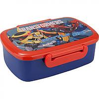 """Ланч-бокс Kite """"Transformers"""" с наполнением пластиковый TF17-163 (12)"""