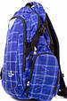 Мужской городской рюкзак Onepolar W1572-blue 27 л, фото 4